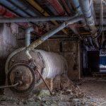 The second oiltank of the Beelitz surgery