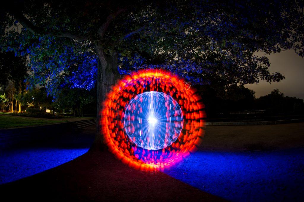Light orbs