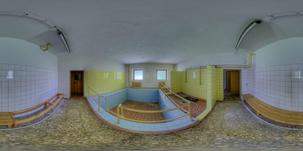 Elite boarding school - Building 3 - Sauna