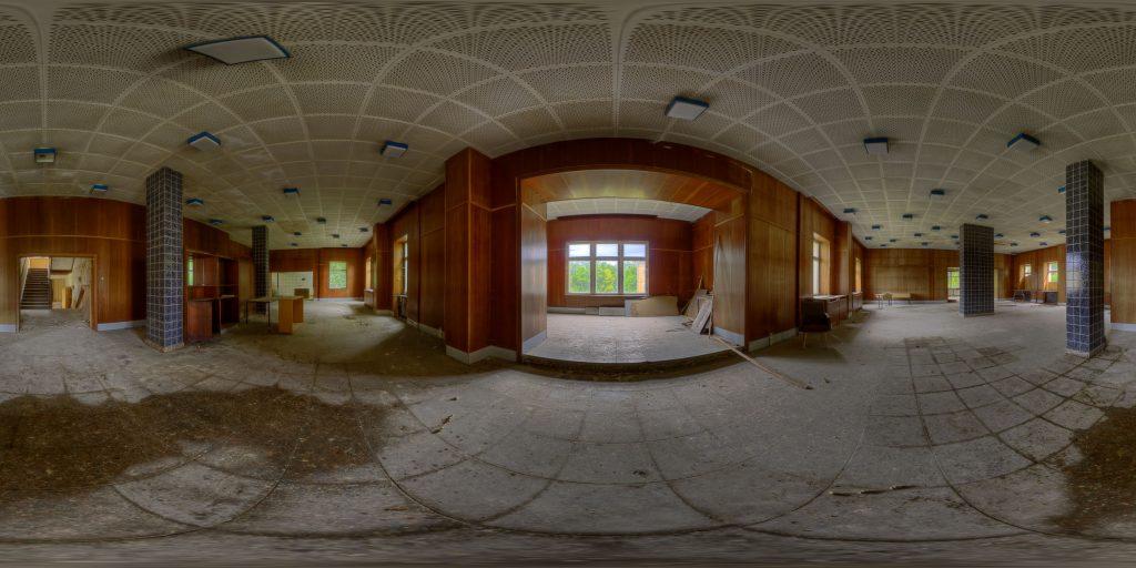 Elite boarding school - Teacher's house 1, ground floor, center