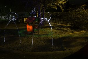 Lightpainting experiment image 43
